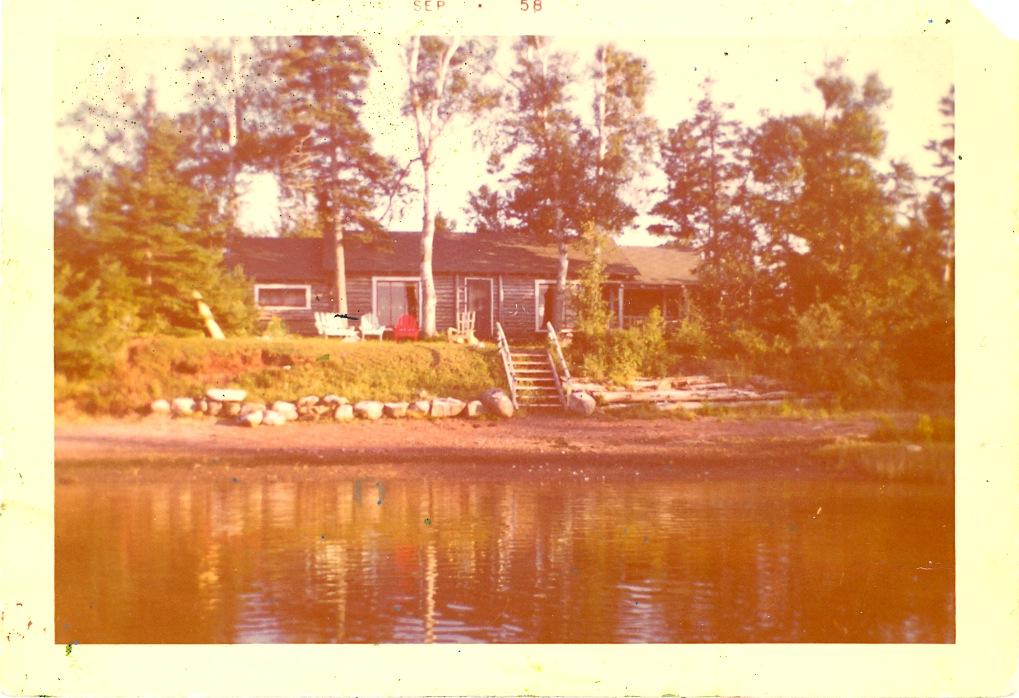 Cedar Lodge 1958
